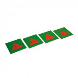 Aufgeteilte Dreiecke