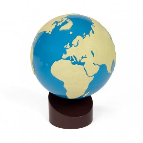 Globus: Land - Wasser