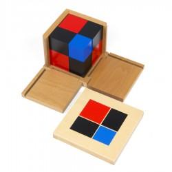 Binomische kubus