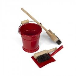 Mini Kehrset, Rot