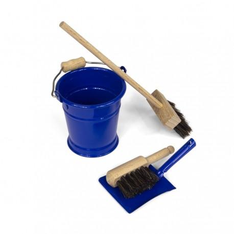 Mini Kehrset, Blau