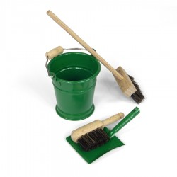 Mini Kehrset, Grün