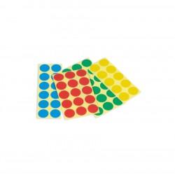 Kreise zum Markieren von Konstruktionsdreiecken