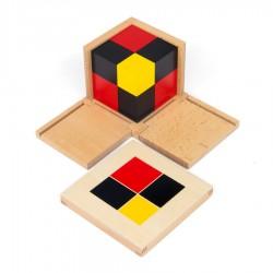 Binomischer Würfel - algebraisch