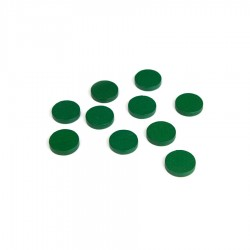 Holzchips grün, (100)