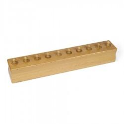 Block mit Zylindern 4