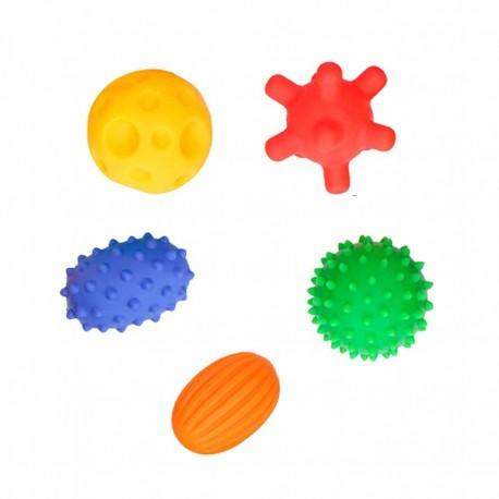 Sensorische Bälle, Set 5 Stück